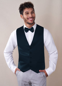 azazie-Gentlemen's Collection Matte Satin Vest