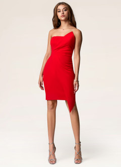 Charmed Life Red Mini Dress