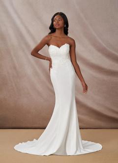 azazie-Azazie Antheia Wedding Dress