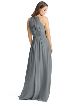 gray bridesmaid dresses