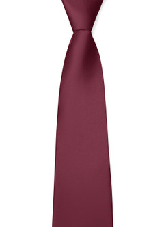 Gentlemen's Collection Matte Satin Wide Tie