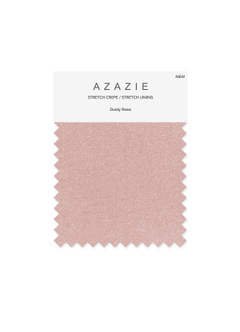 azazie-Stretch Crepe Swatches