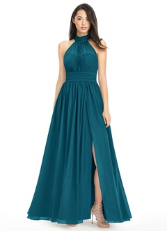 Ink Blue Bridesmaid Dresses & Ink Blue Gowns | Azazie