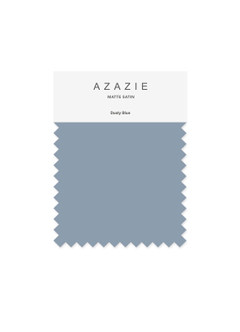 azazie-Matte Satin Swatches