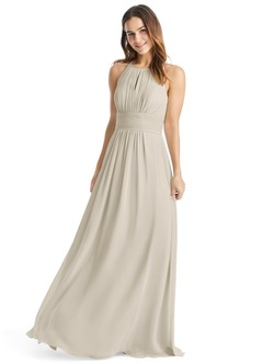 Taupe Bridesmaid Dresses & Taupe Gowns | Azazie
