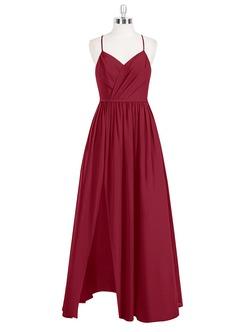 Burgundy Bridesmaid Dresses & Burgundy Gowns | Azazie