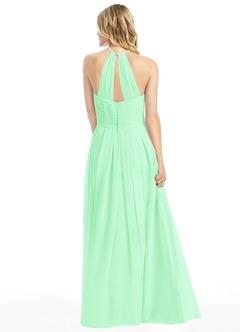 Mint Green Color mint green bridesmaid dresses & mint green gowns | azazie