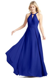 Royal Blue Bridesmaid Dresses Gowns
