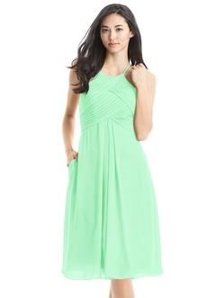 Mint Green Bridesmaid Dresses & Mint Green Gowns   Azazie