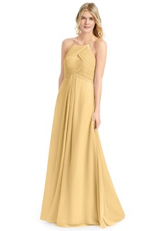 Gold Bridesmaid Dresses & Gold Gowns | Azazie