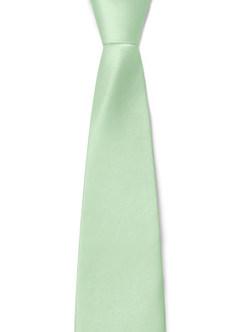 Gentlemen's Collection Boy's Matte Satin Neck Tie
