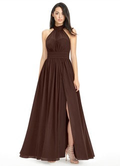 Chocolate Bridesmaid Dresses & Chocolate Gowns | Azazie