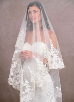 Azazie Princess Veil
