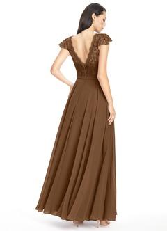 Mocha Bridesmaid Dresses &amp Mocha Gowns  Azazie