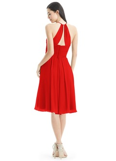 Red Bridesmaid Dresses & Red Gowns | Azazie