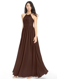 Chocolate Bridesmaid Dresses & Chocolate Gowns | Azazie