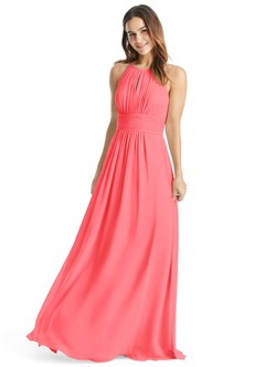 Watermelon Bridesmaid Dresses & Watermelon Gowns | Azazie