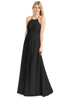 Black Bridesmaid Dresses & Black Gowns | Azazie