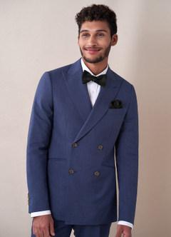 azazie-Gentlemen's Collection Matte Satin Bow Tie
