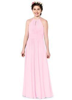 d91c6ad6ec9 Azazie Bonnie JBD Junior Bridesmaid Dress