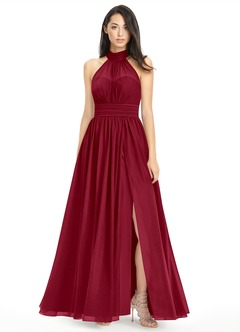 Cranberry Bridesmaid Dresses & Cranberry Gowns | Azazie