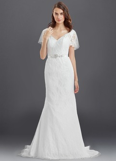 b34506da4192 Azazie Dylan BG Wedding Dress | Azazie