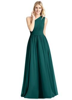 Peacock Bridesmaid Dresses
