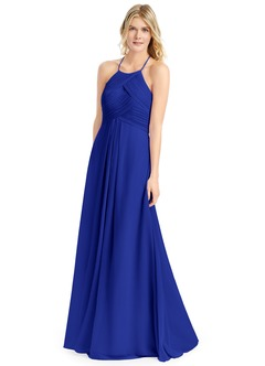 Royal Blue Bridesmaid Dresses &amp Royal Blue Gowns  Azazie