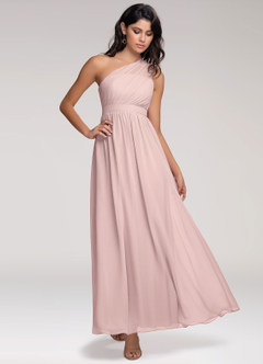 azazie-Blush Mark Magical Day Dusty Rose Maxi Dress