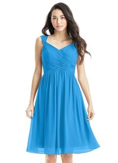 Cornflower Bridesmaid Dresses &amp- Cornflower Gowns - Azazie