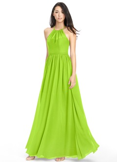 Lime Green Bridesmaid Dresses & Lime Green Gowns | Azazie