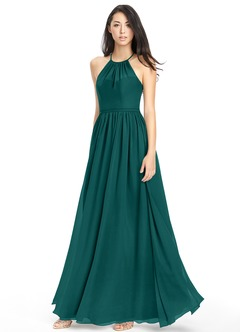 Peacock Bridesmaid Dresses & Peacock Gowns | Azazie