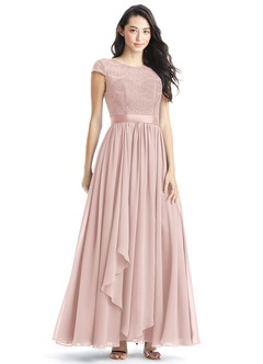 Charmeuse Bridesmaid Dresses & Charmeuse Gowns | Azazie