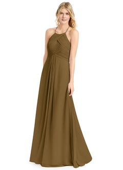 Brown Bridesmaid Dresses & Brown Gowns | Azazie
