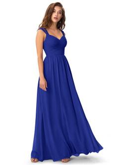 Royal Blue Bridesmaid Dresses Azazie