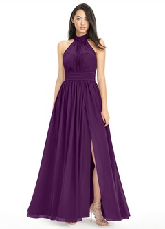 Eggplant Bridesmaid Dresses & Eggplant Gowns | Azazie