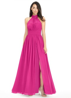 Fuchsia Bridesmaid Dresses & Fuchsia Gowns | Azazie