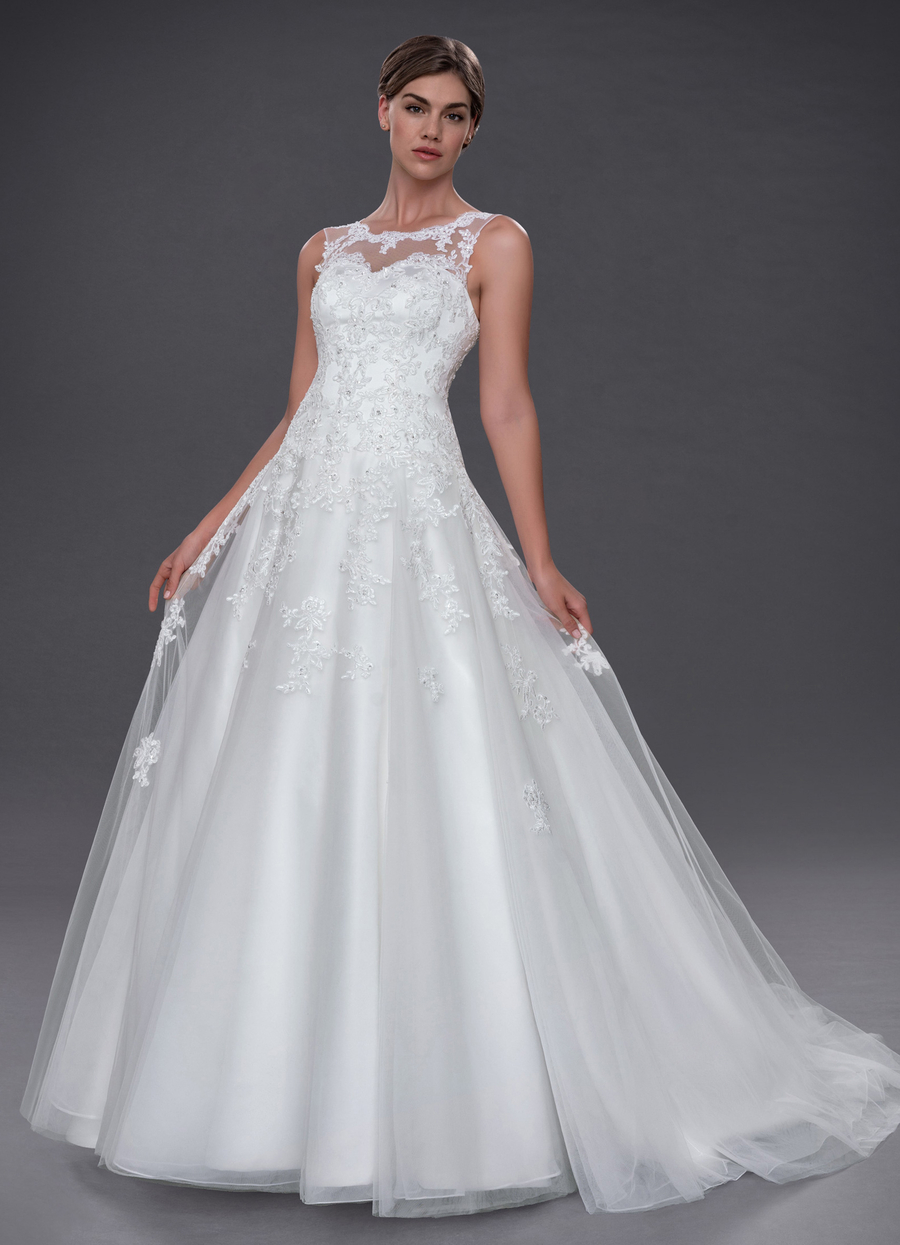 Azazie Fantasia Wedding Dress