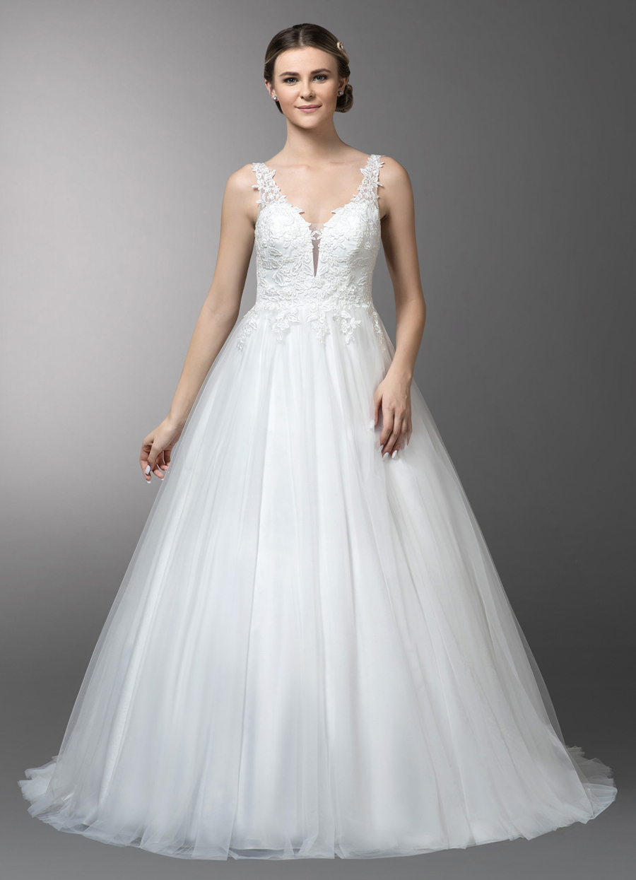Azazie Verity Wedding Dress