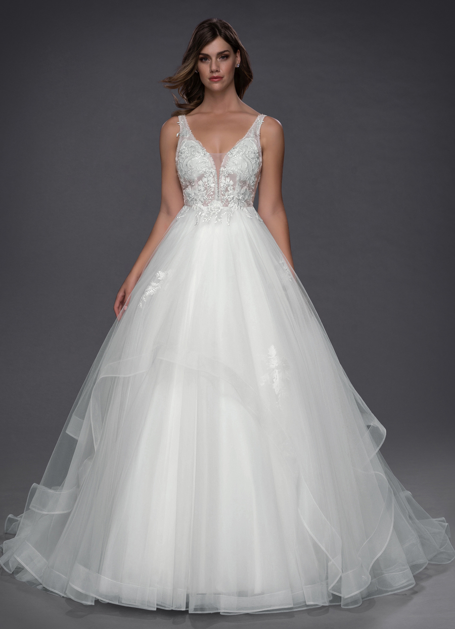 Azazie Toni Wedding Dress