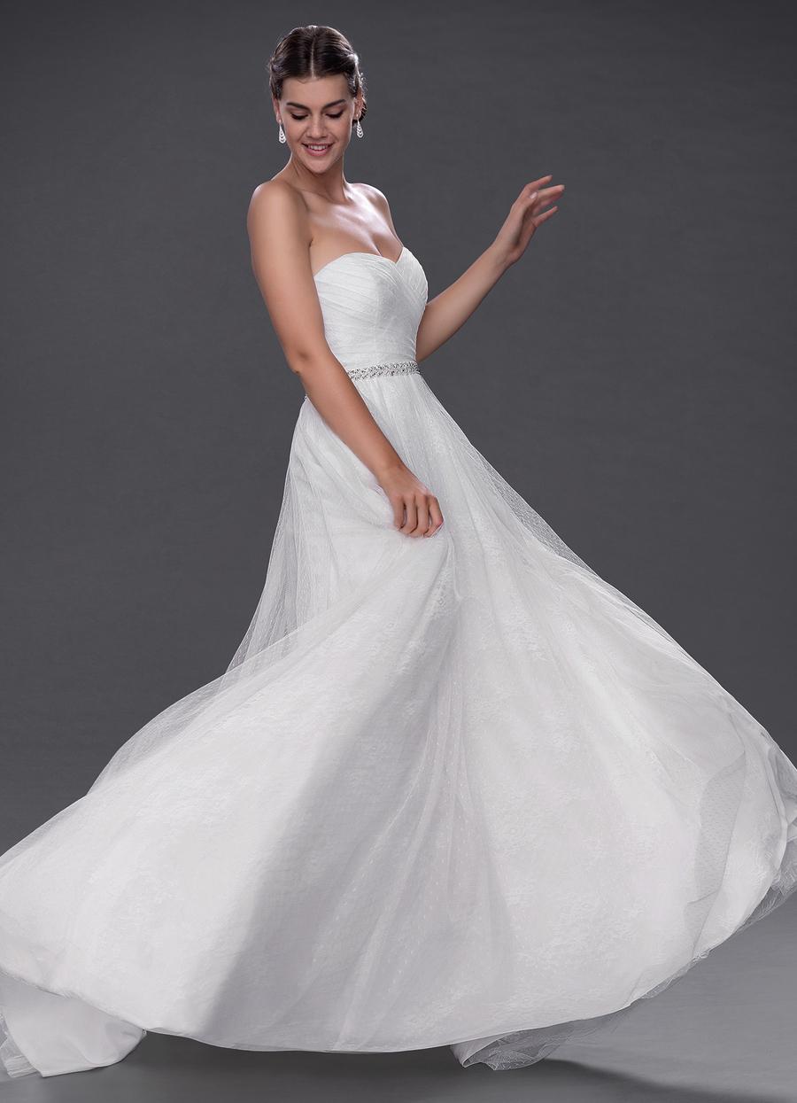 Azazie Margaret Wedding Dress