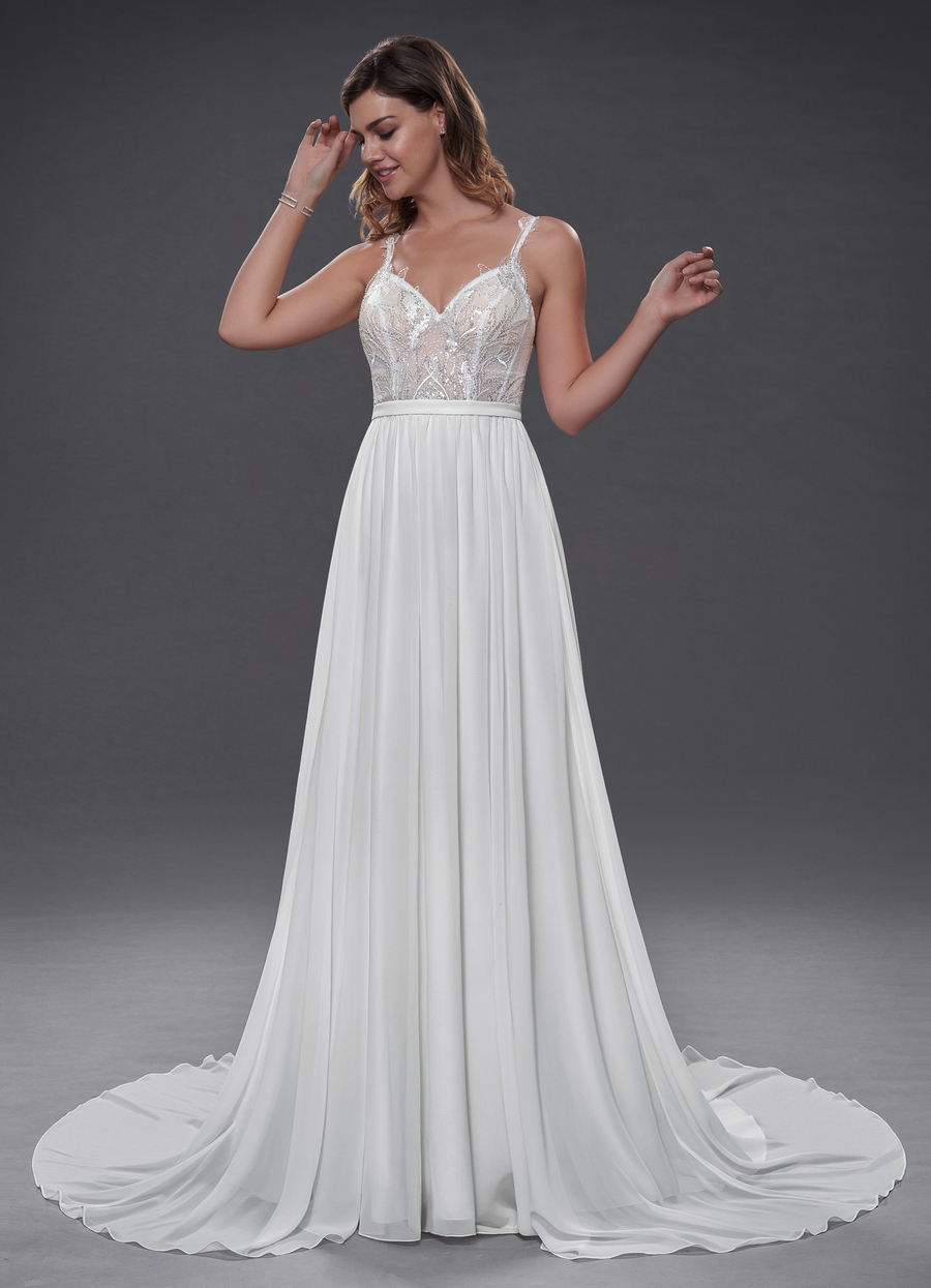 Azazie Nyla Wedding Dress
