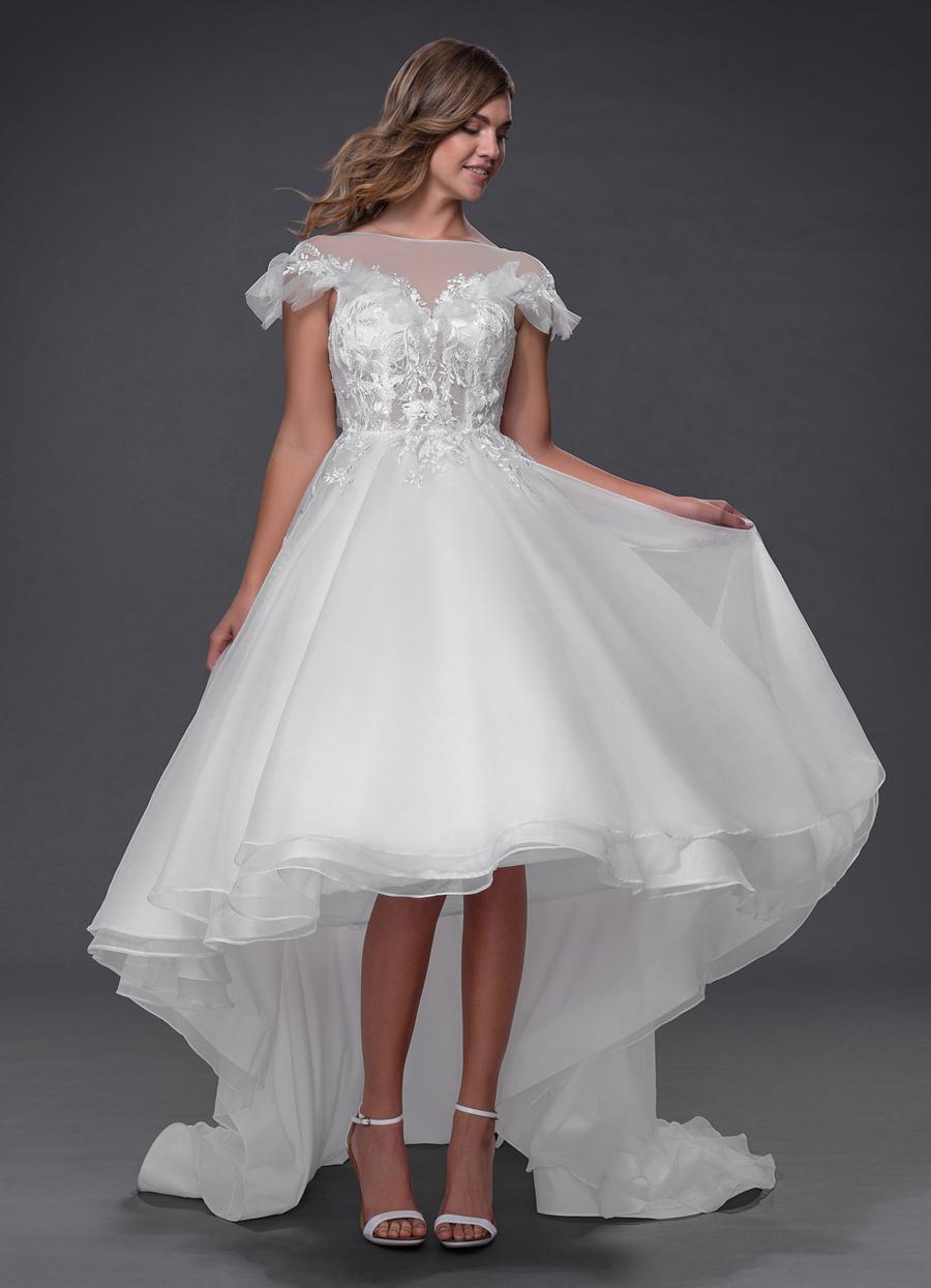 Azazie Quillen Wedding Dress
