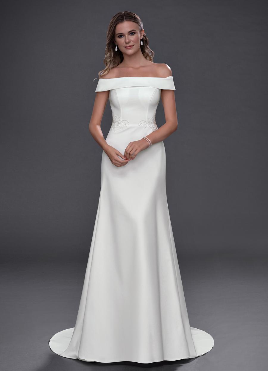 Azazie Chavelle Wedding Dress
