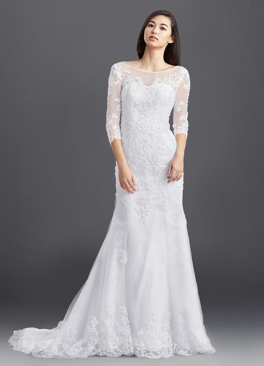 Azazie Dorothy Wedding Dress