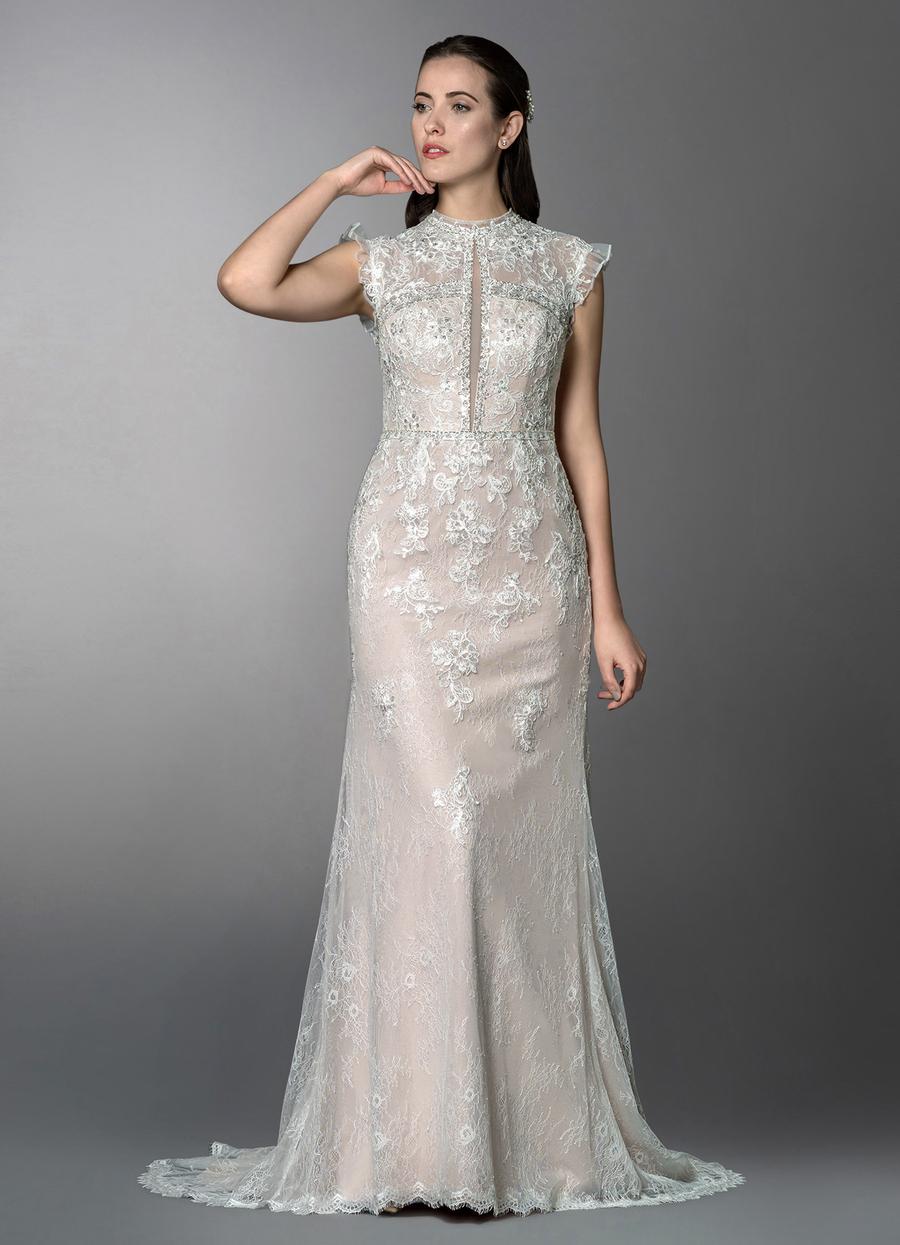 Azazie Normandie Wedding Dress