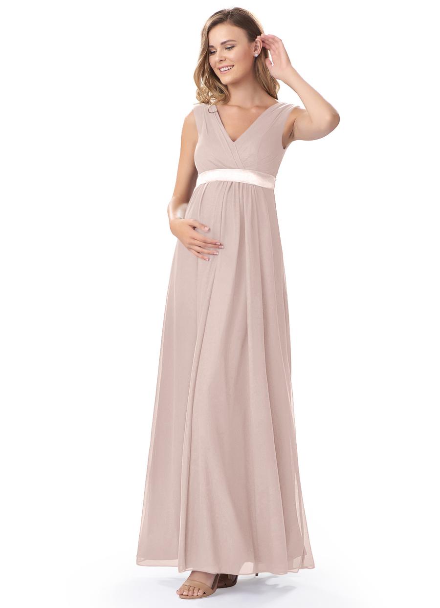 Azazie Angelina Maternity Bridesmaid Dress