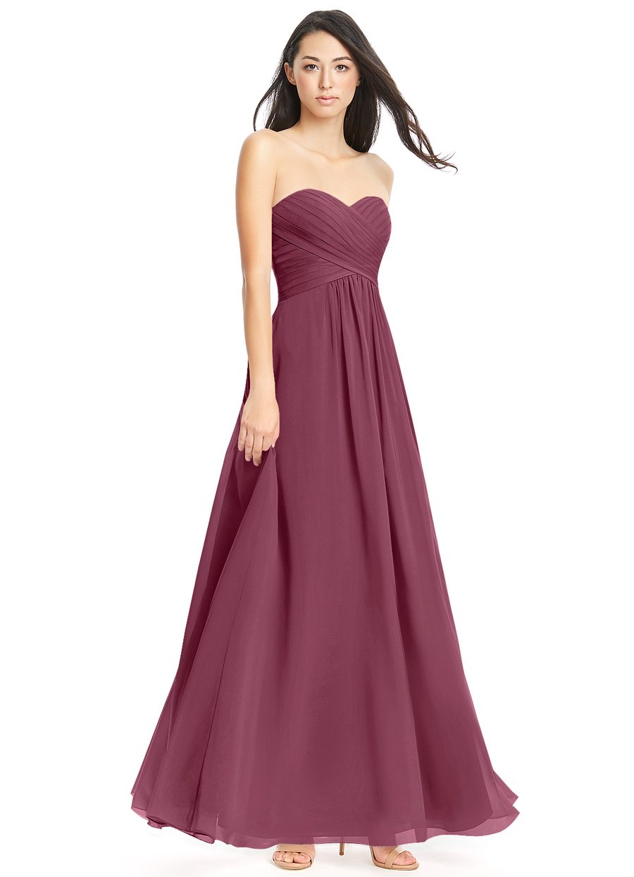 Azazie Yazmin Bridesmaid Dress