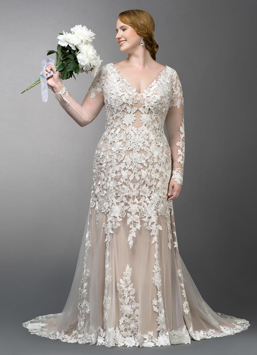 Azazie Dulce Wedding Dress