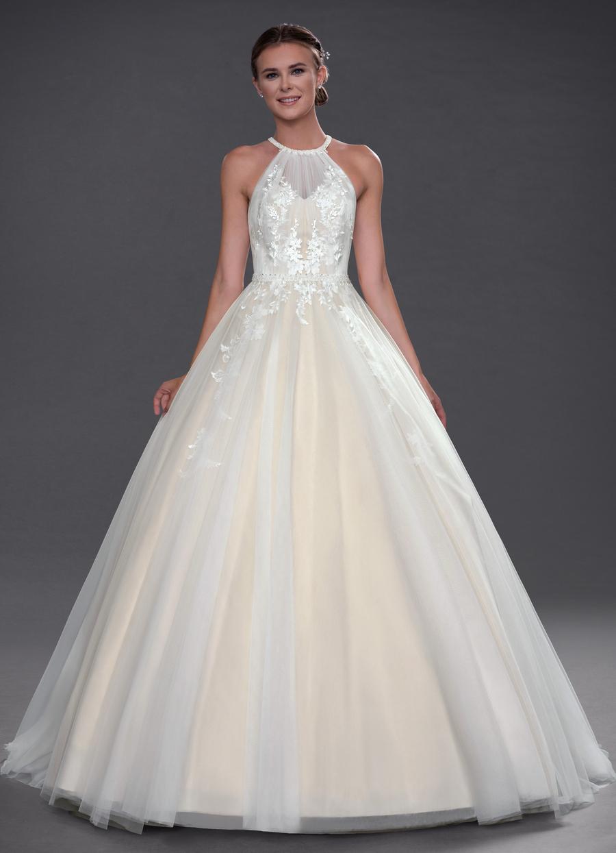 Azazie Laney Wedding Dress